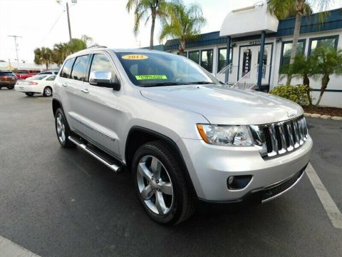 2013 Jeep Grand Cherokee Overland Summit for sale