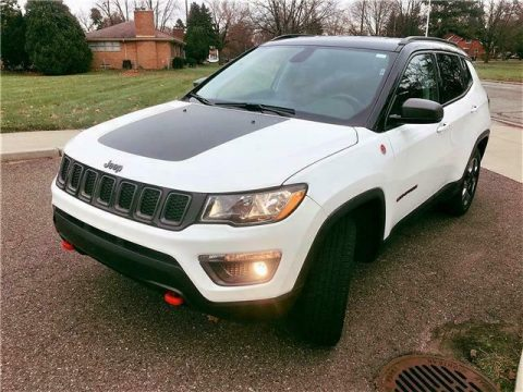 2018 Jeep Compass Trailhawk for sale