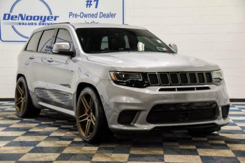 2018 Jeep Grand Cherokee TRACKHAWK for sale