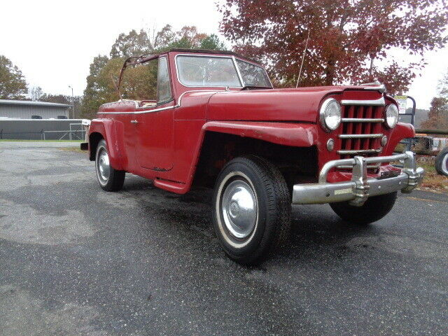 1950 Jeep Willys Jeepster CONVERTIBLE
