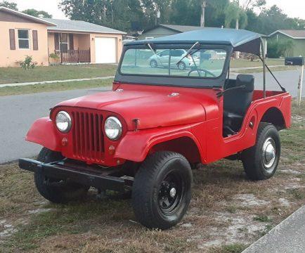 1965 Jeep CJ for sale