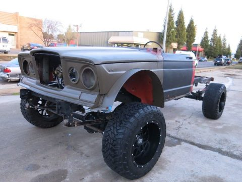 1968 Jeep 4×4 M 715 Kaiser /project / clean title. for sale