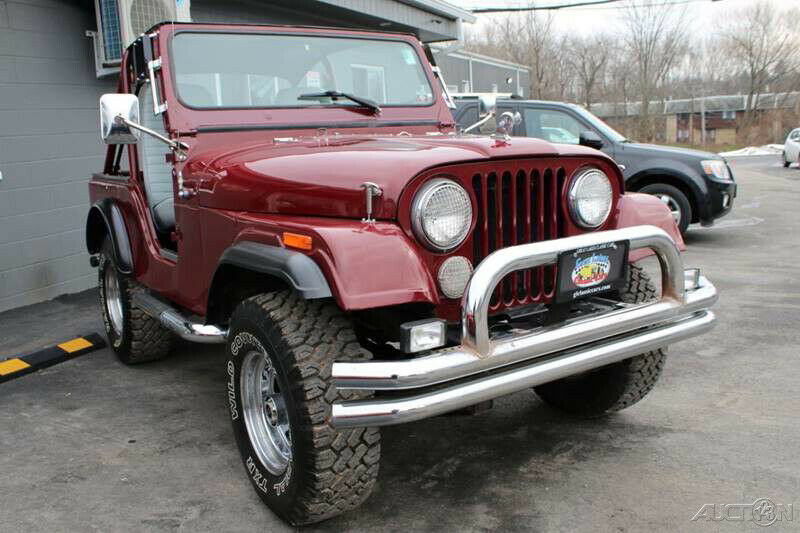 1978 Jeep CJ CJ5 for sale