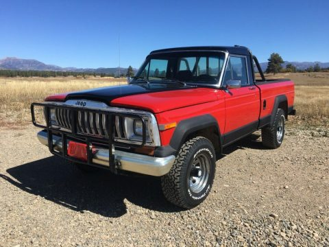 1982 Jeep J10 Laredo for sale