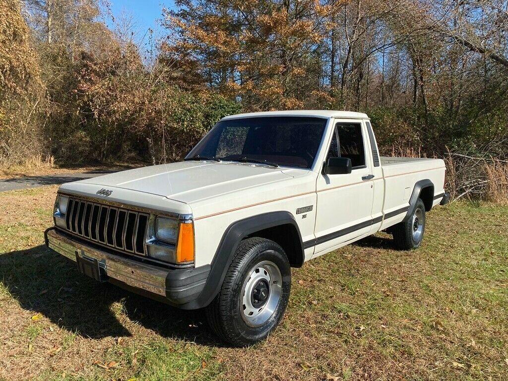1986 Jeep Comanche X for sale