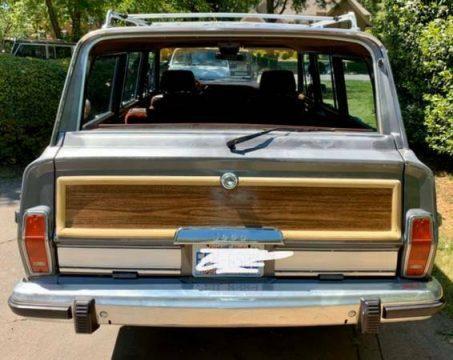 1989 Jeep Wagoneer Grand Wagoneer for sale