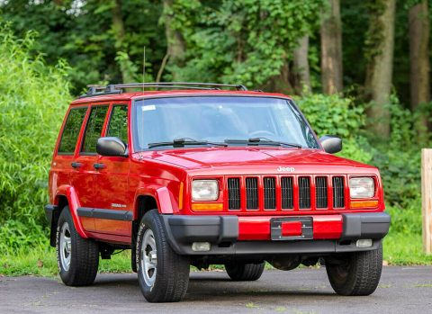 2001 Jeep Cherokee Sport Super Low 57K mi 4WD 4.0L for sale