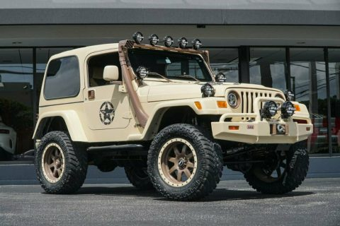 2005 Jeep Wrangler 2dr X for sale