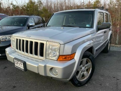 2006 Jeep Commander 4WD for sale