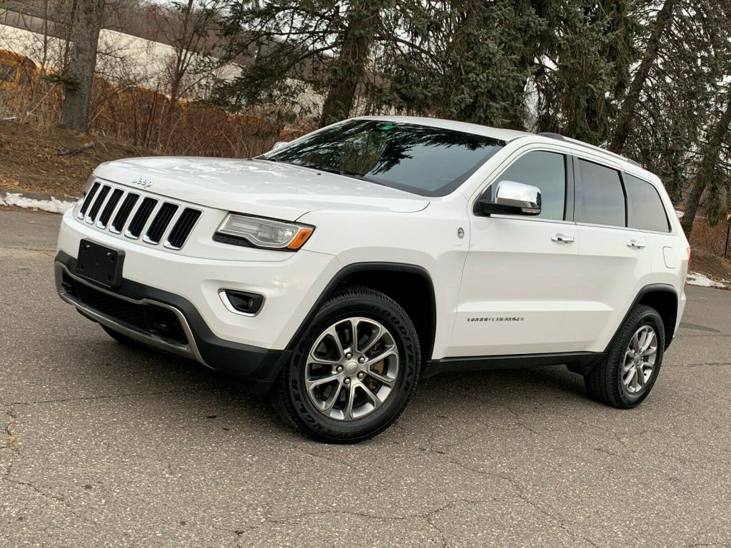 2014 Jeep Grand Cherokee Limited ECO DIESEL for sale