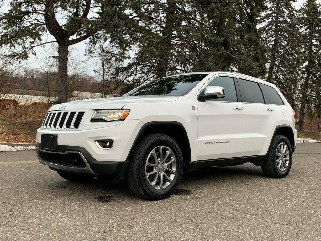 2014 Jeep Grand Cherokee Limited ECO DIESEL