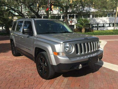 2015 Jeep Patriot FWD 4dr Altitude Edition for sale
