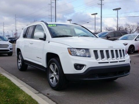 2017 Jeep Compass High Altitude for sale