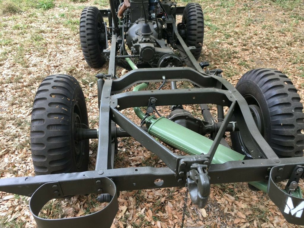 1955 Jeep CJ US Army M38A1