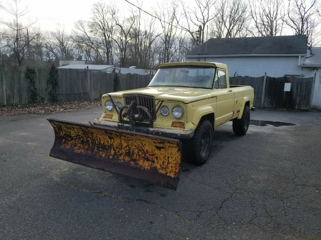 1963 Jeep Gladiator for sale