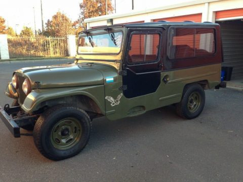 1971 Kaiser Jeep for sale