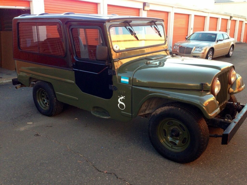 1971 Kaiser Jeep