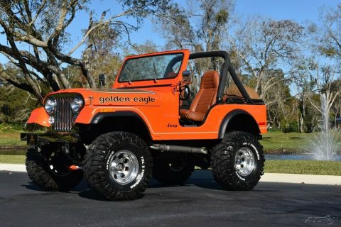1979 Jeep CJ 5 Soft Top Lifted for sale