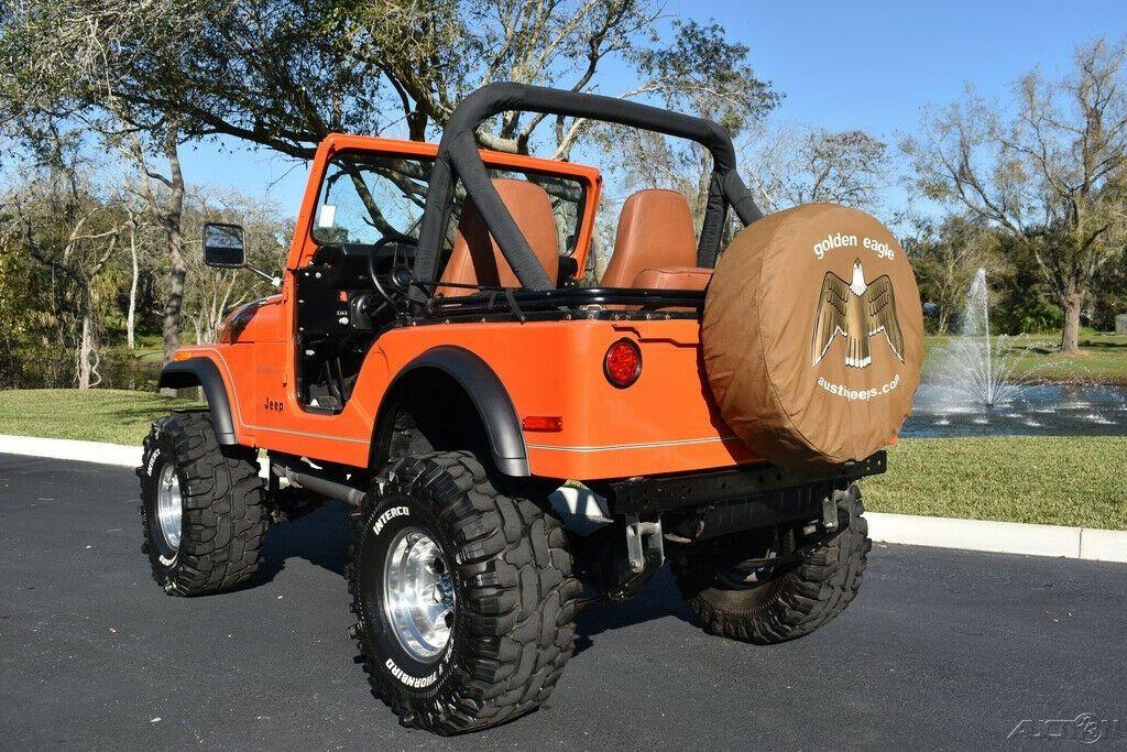 1979 Jeep CJ 5 Soft Top Lifted
