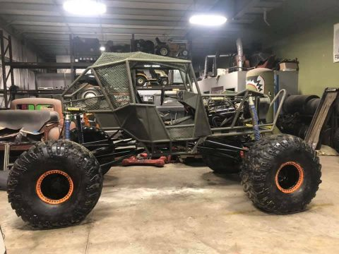 1980 Jeep CJ Rock crawler for sale