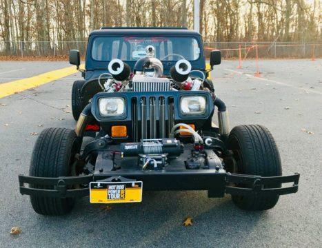 1994 Jeep Wrangler CUSTOM for sale