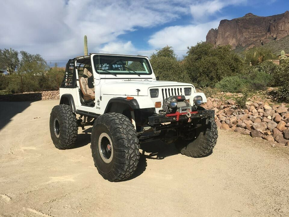 1994 Jeep Wrangler YJ for sale