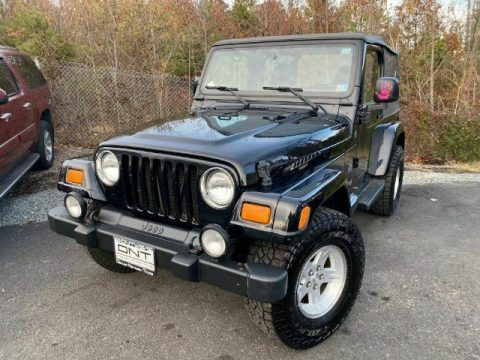 2004 Jeep Wrangler Sahara for sale