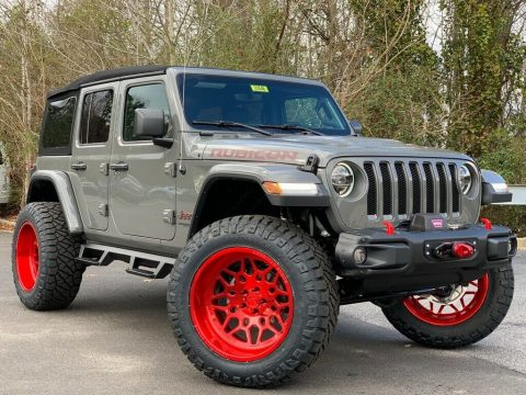 2020 Jeep Wrangler Rubicon 22″ Custom American Forces Fully LOADED for sale