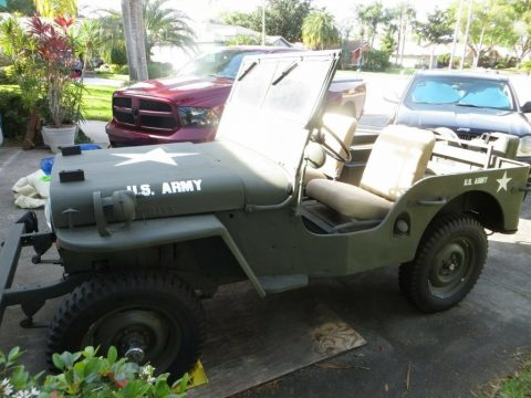 1947 JEEP Willys CJ2 for sale