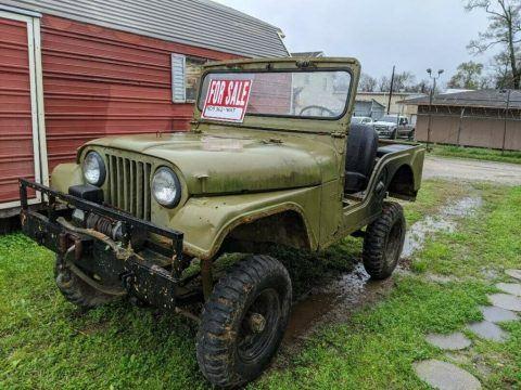 1958 Willys Jeep CJ 5 for sale