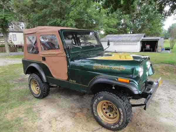 1982 Jeep CJ5 for sale