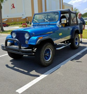 1983 Jeep CJ CJ7 for sale