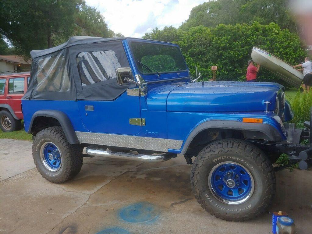 1983 Jeep CJ CJ7