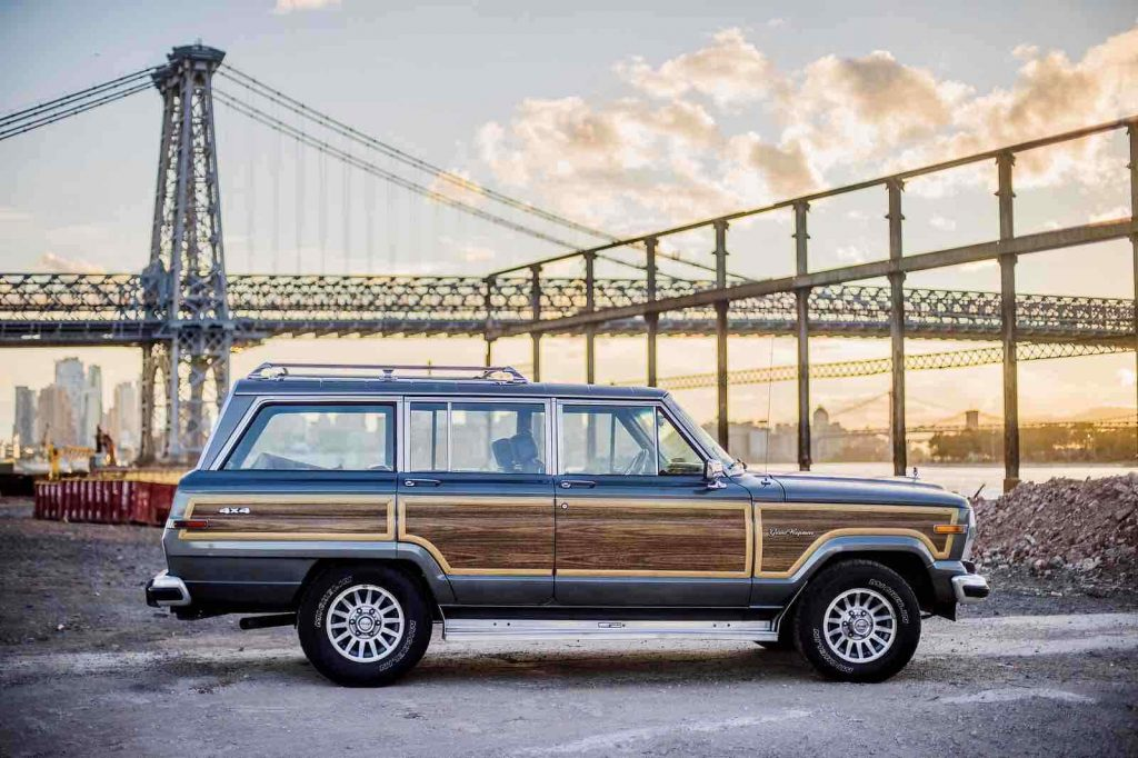 1989 Jeep Grand Wagoneer for sale