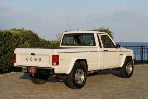 1991 Jeep Comanche Pioneer for sale