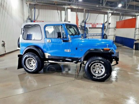 1992 Jeep Wrangler YJ Islander for sale