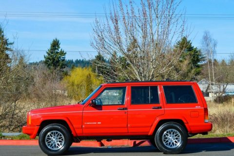 1998 Jeep Cherokee ~ 4X4 ~ 86K MILES for sale