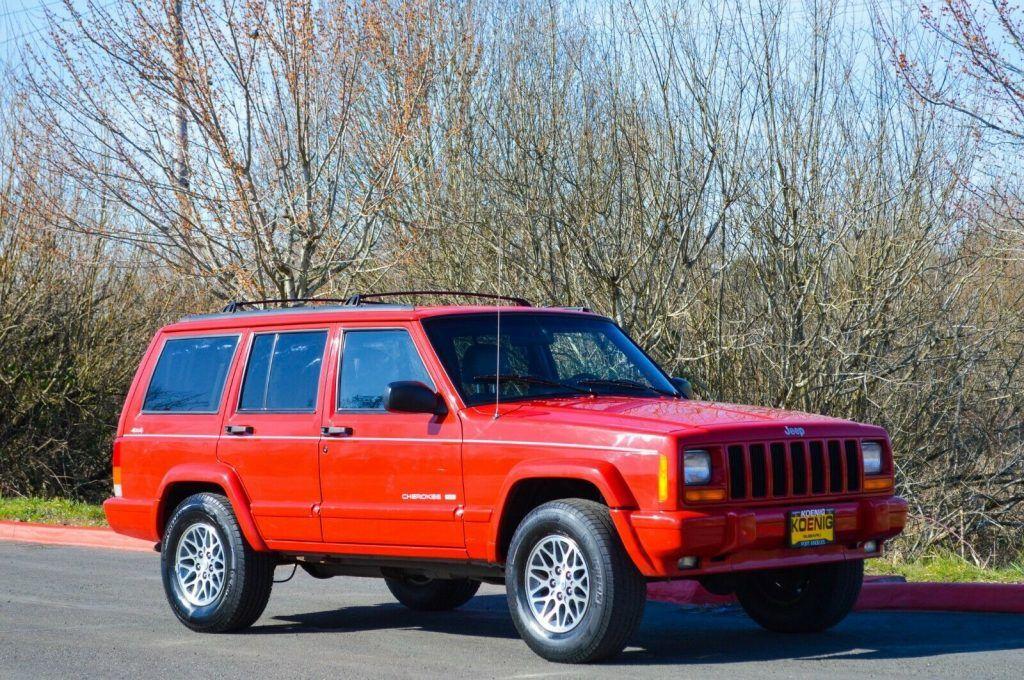 1998 Jeep Cherokee ~ 4X4 ~ 86K MILES