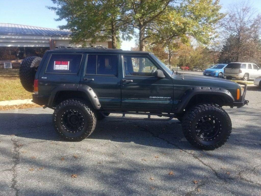 2000 Jeep Cherokee Custom for sale