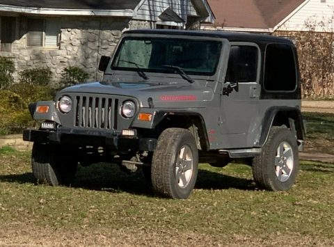 2000 Jeep Wrangler SPORT TJ for sale