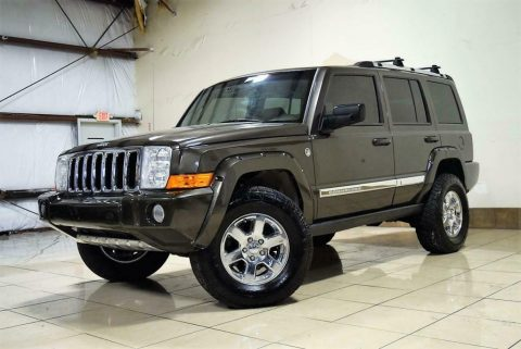 2006 Jeep Commander Limited Lifted OFF ROADING for sale