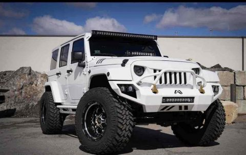 2018 Jeep Wrangler JK SAHARA for sale