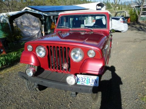 1970 Jeep Jeepster for sale