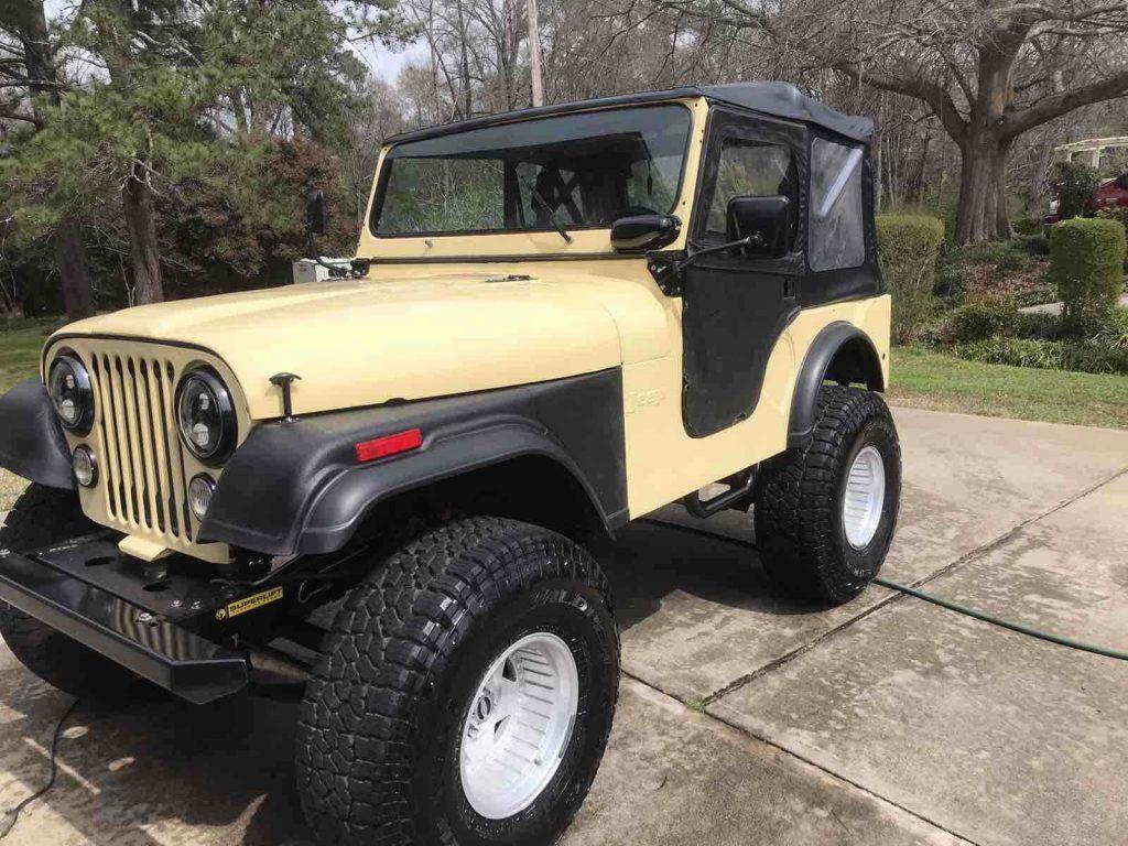 1973 Jeep CJ 5 for sale