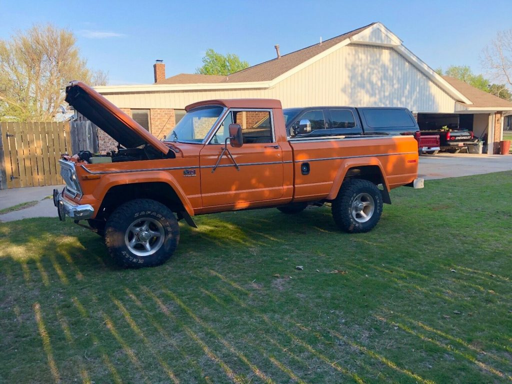 1977 Jeep J10 Honcho for sale