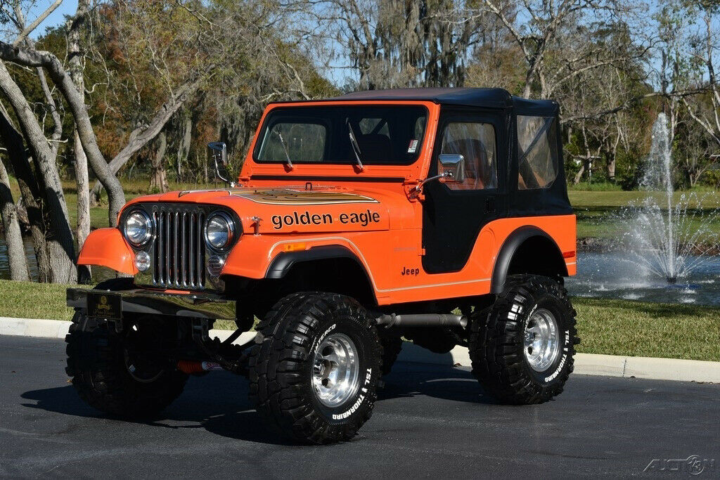 1979 Jeep CJ5 Soft Top Lifted for sale
