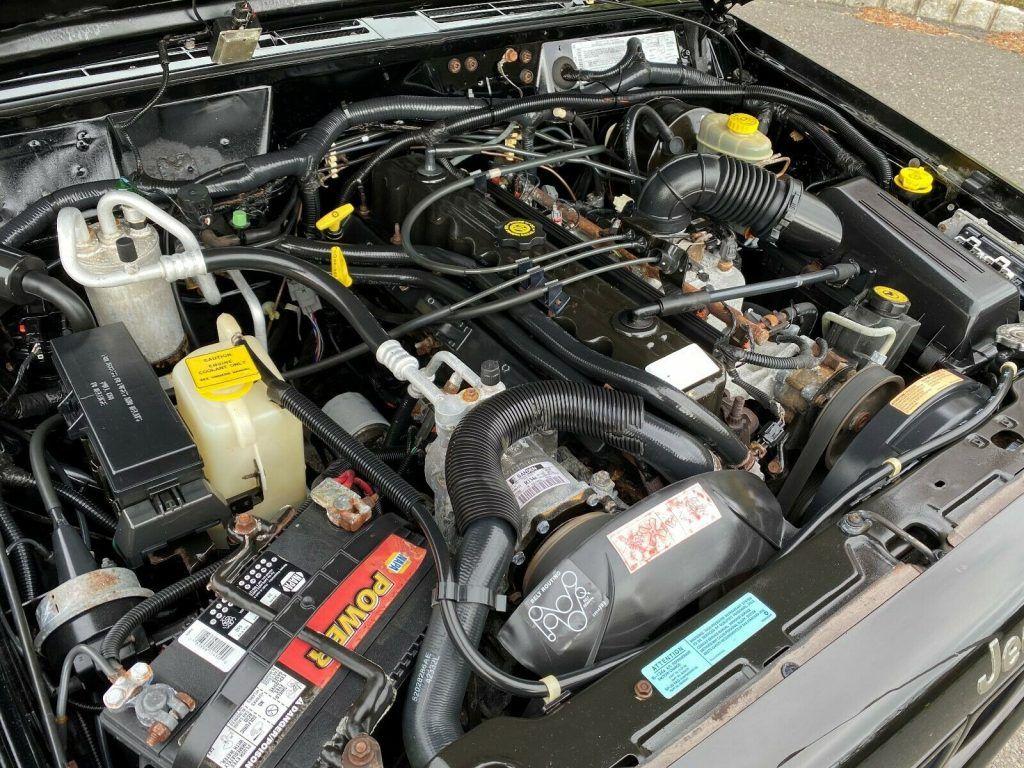 2001 Jeep Cherokee Limited 4X4 JEEP CHEROKEE