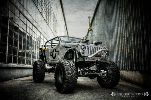 2007 Jeep Wrangler Rubicon for sale