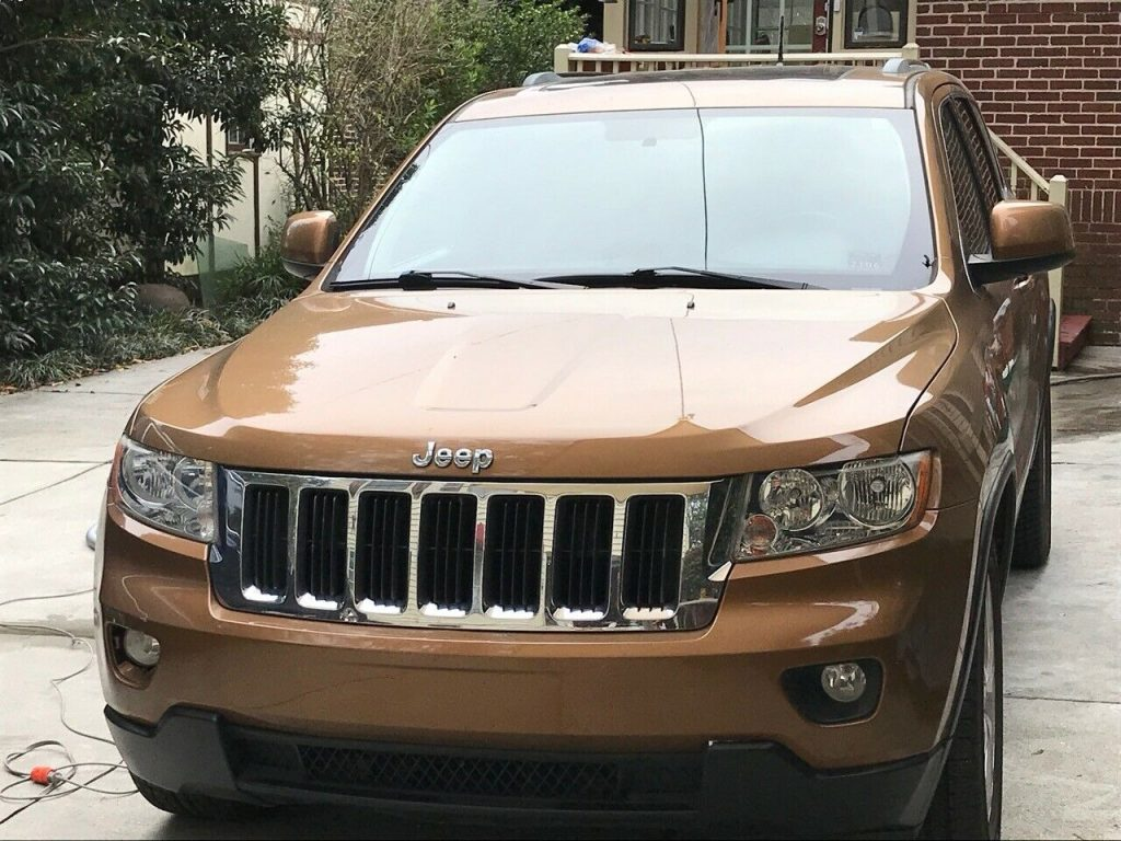 2011 Jeep Grand Cherokee 70th Anniversary Edition Laredo for sale