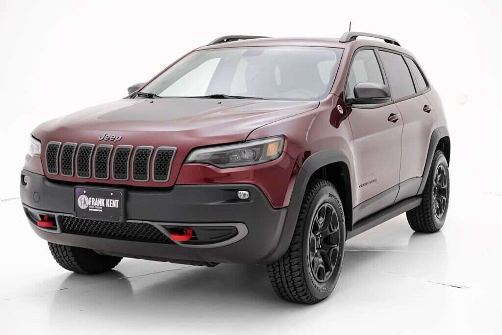 2020 Jeep Cherokee Trailhawk for sale